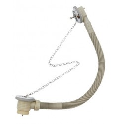 Elegance Stowaway Chain Bath Waste Non Exposed