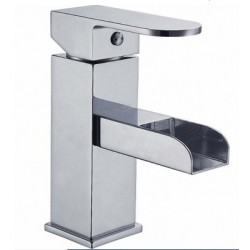 Elegance Stream Basin Mono With Click-clack Waste LP2