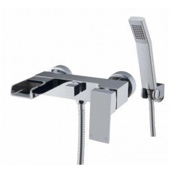 Elegance Stream Wall Mounted Bath Shower Mixer HP2