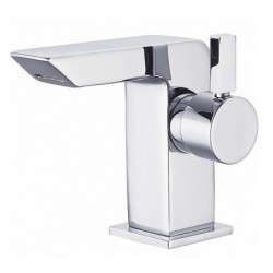 Elegance Summit Mini Cloakroom Basin Mono With Click-clack Waste MP
