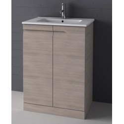 Elegance Vitale Fossil Grey 600mm Floor Standing Unit