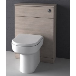 Elegance Vitale Fossil Grey WC Unit