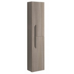 Elegance Vitale Fossil Grey Tall Wall Unit