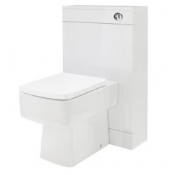 Elegance Vitale Gloss White Wc Unit