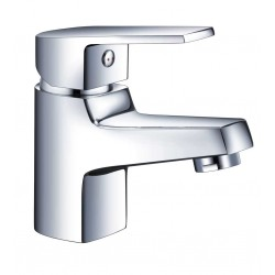 Elegance Series 600 Basin Mono With Click-clack Waste MP