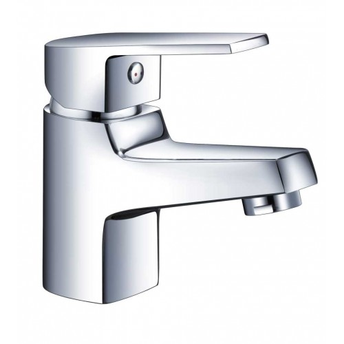 Elegance Series 600 Basin Mono With Click-clack Waste MP image