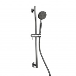 Elegance Pure Slide Rail Kit With Luxury Hand Shower And Double Seam Hose