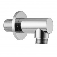 Elegance Dream Slide Rail Kit With Chrome Flex Hose And 3 Jet Hand Shower image