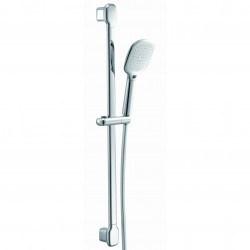 Elegance Dream Slide Rail Kit With Chrome Flex Hose And 3 Jet Hand Shower
