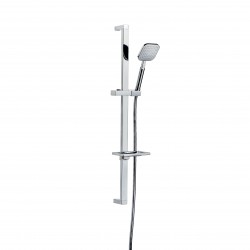 Elegance Quadra Slide Rail Kit With ABS Hand Shower