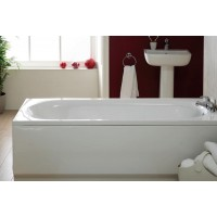 Elegance Caymen Straight Bath image