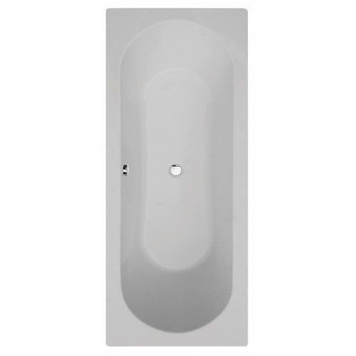 Elegance Duo Straight Double Ended Bath image