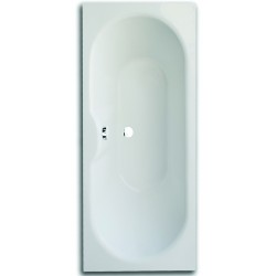 Elegance Luna 1700 X 750mm Double Ended Bath
