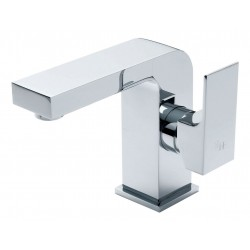 Hudson Reed Art Side Action Mono Basin Mixer - ART355