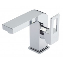 Hudson Reed Logo Side Action Mono Basin Mixer - LOG325