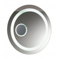 Hudson Reed Oracle Backlit Mirror With Integrated Magnifying Mirror And Motion Sensor