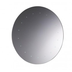 Hudson Reed Radius Mirror With Motion Sensor