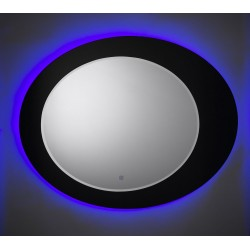 Hudson Reed Nimbus Touch Sensor Backlit Mirror
