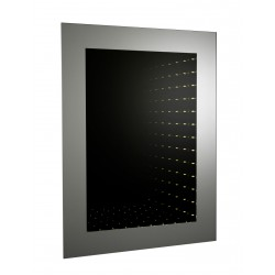 Hudson Reed 800mm Infinity LED Mirror With Motion Sensor