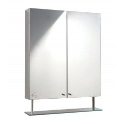Hudson Reed Dakota Mirror Cabinet With Shelf Fitted