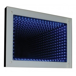Hudson Reed 600mm Infinity LED Mirror