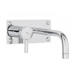 Hudson Reed Tec Single Lever Wall Mounted Bath/Basin Filler - PN328