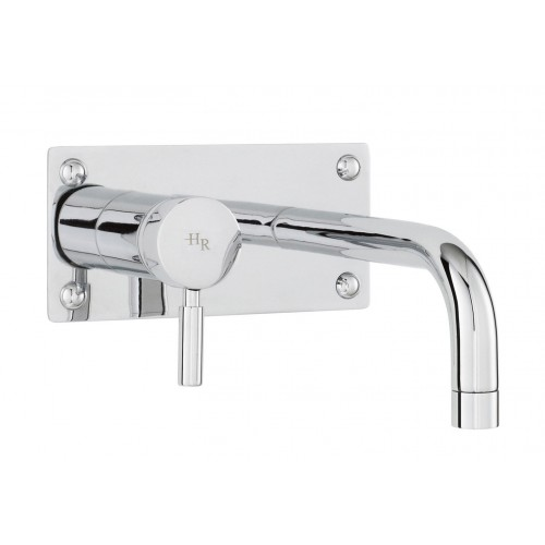 Hudson Reed Tec Single Lever Wall Mounted Bath/Basin Filler - PN328 image
