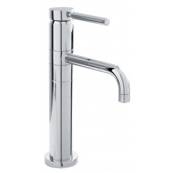 Hudson Reed Tec Single lever High Rise Mixer with swivel spout - PN370