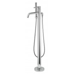 Hudson Reed Tec Single Lever Freestanding Bath Shower Mixer - TFR312