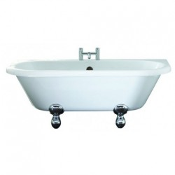 Elegance Kildwick 1700 X 750mm Back To Wall Freestanding Bath