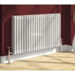 Reina Colona 2 Column Horizontal Radiator