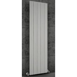 Reina Bova Vertical Aluminium Double Panel Radiator