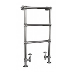 Reina Cambridge Traditional 915mm x 535mm Towel Rail