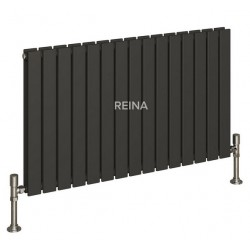 Reina Flat Horizontal Single Panel Radiator