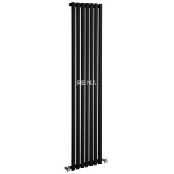 Reina Round Vertical Double Panel Radiator