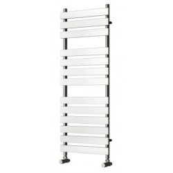 Reina Trento Flat Panel Towel Rail