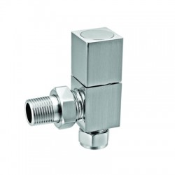 Reina Richmond Angled Valves, Pair, 15mm