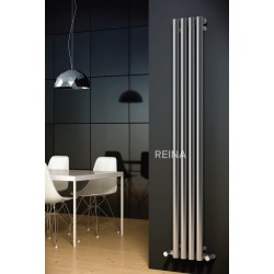 Reina Harmony Vertical 1800mm x 250mm Radiator