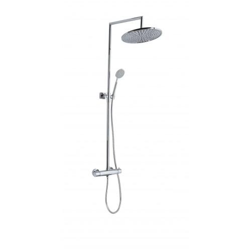 Elegance Ferrara Thermostatic Bar Shower image