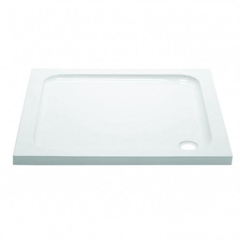 Aquadart Square Slimline Shower Tray - AQ2500 image