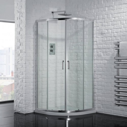 Aquadart Venturi 6 Double Door Quadrant - AQ9301S image