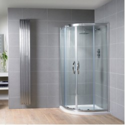 Aquadart Venturi 8 Double Door Quadrant - AQ8100S