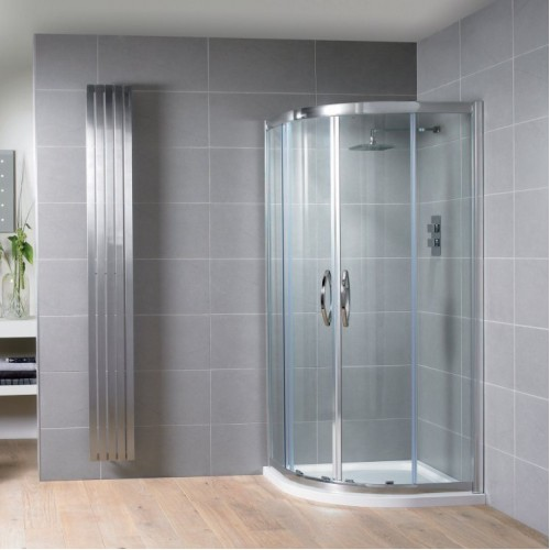 Aquadart Venturi 8 Double Door Quadrant - AQ8100S image