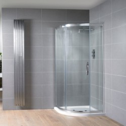 Aquadart Venturi 8 Single Door Quadrant - AQ8120S