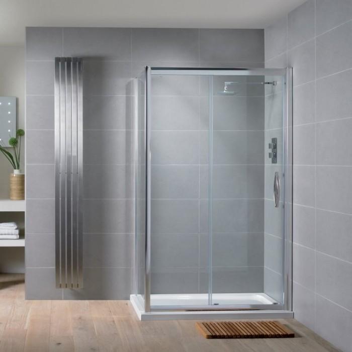 Aquadart Venturi 8 Slider - AQ8210S | Shower Enclosures | Splashe.co.uk
