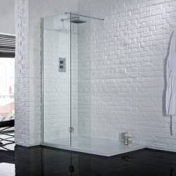 Aquadart Wetroom Return Panel - AQ2032