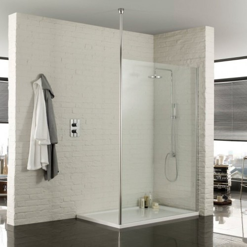 Aquadart Wetroom Walk-in - AQ2001/AQ2097 image