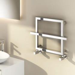 Reina Lago 1 Designer 450mm x 600mm Towel Rail