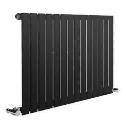 Reina Neva Horizonatal Designer Single Panel Radiator