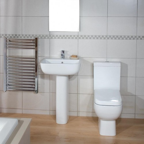 Elegance Series 600 Complete Bathroom Suite image